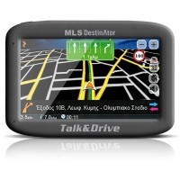 MLS Destinator Talk & Drive 433