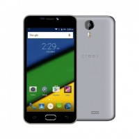 CREEV MARK V 5'' PRIME QUAD CORE GREY 4G